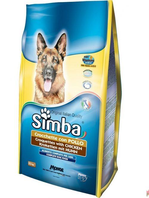 غذای خشک سگ سیمبا مونژه 20 پتیرانکو