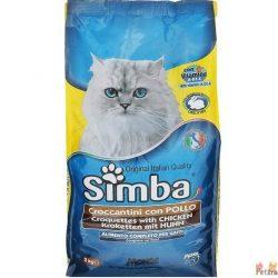 غذای خشک گربه بالغ غذای خشک گربه بالغ سمیبا