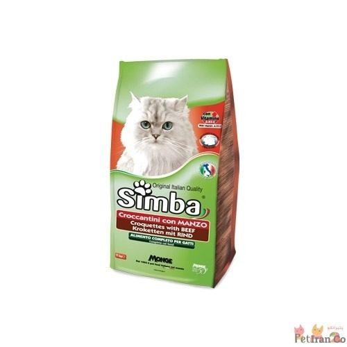 غذای سیمبا گربه 20 پتیرانکو