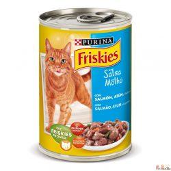 کنسرو فریسکیز مخصوص گربه
