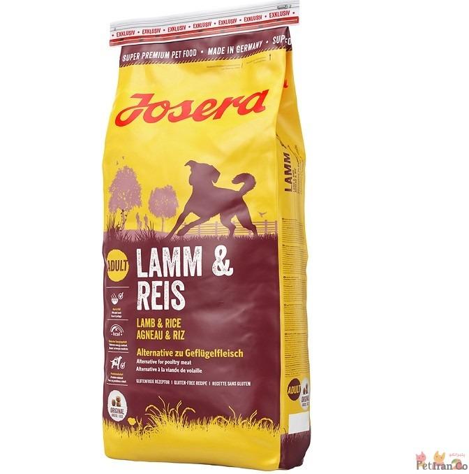 جوسرا سگ josera lam rice 15kg