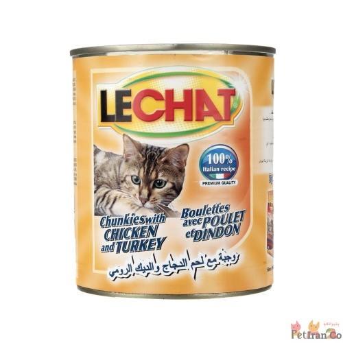 غذای مرطوب مونژه چانک لیچت