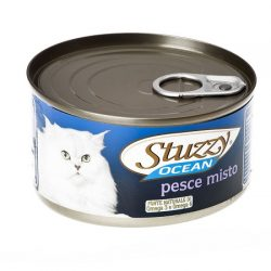 کنسرو ماهی استوزی گربه