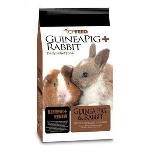 غذای مخصوص خرگوش و خوکچه